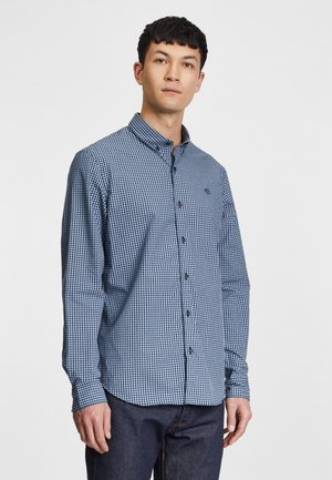 SUNCOOK RIVER POPLIN SHIRT - Skjorta - dark denim