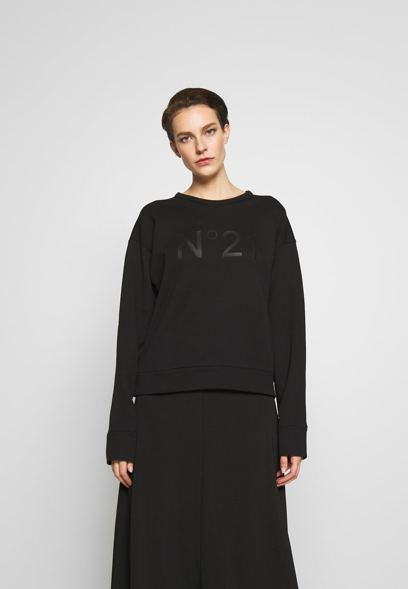 N°21 - Felpa - black