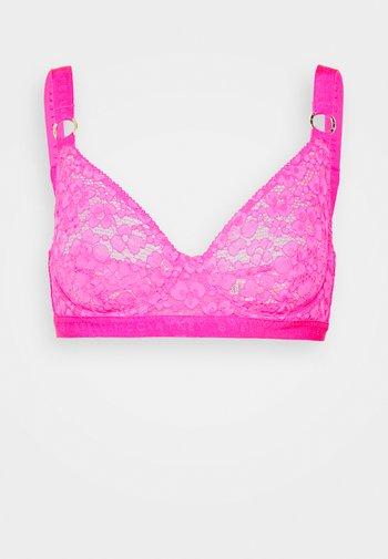 EVELYN UNDERWIRE BRA - Underwired bra - fluorecent pink