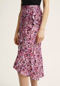 STOCKH LM - A-line skirt - printed - 2