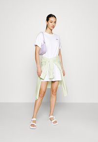Fila - ELLE TEE DRESS - Sukienka z dżerseju - bright white - 1