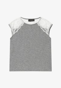 Rosemunde - BERLIN - Print T-shirt - light grey - 2