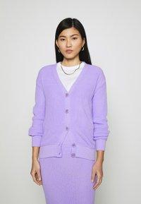 Trendyol - SET - Cardigan - lilac - 3