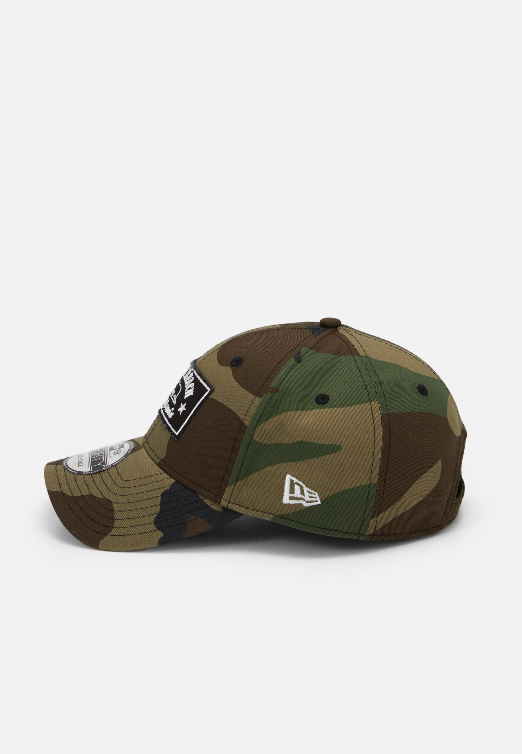 New Era LONG BEACH - Cap - mottled olive/oliven-melert YbsvvjFJHpzllsh