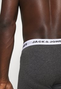 Jack & Jones - JACSOLID TRUNKS 12 PACK - Underkläder - navy blazer/black - 5