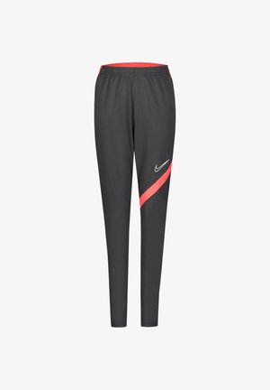"NIKE PERFORMANCE HOSEN ""DRI-FIT ACADEMY PRO"" - Leggings - grau/rot (977)"