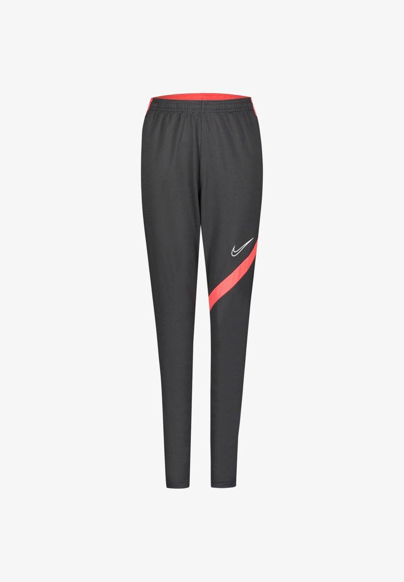 "Nike Performance - NIKE PERFORMANCE HOSEN ""DRI-FIT ACADEMY PRO"" - Legging - grau/rot (977)"