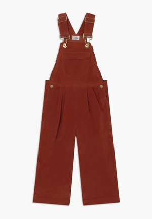 MARGO - Dungarees - rusty