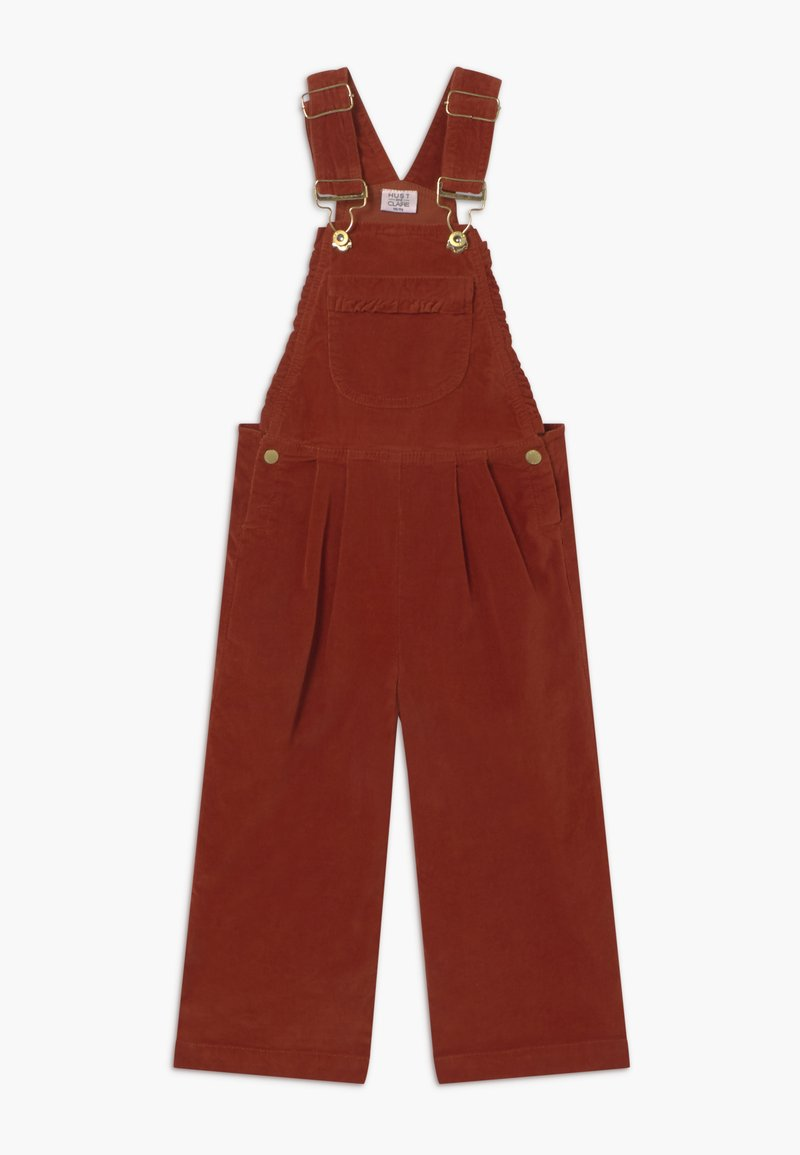 Hust & Claire - MARGO - Dungarees - rusty