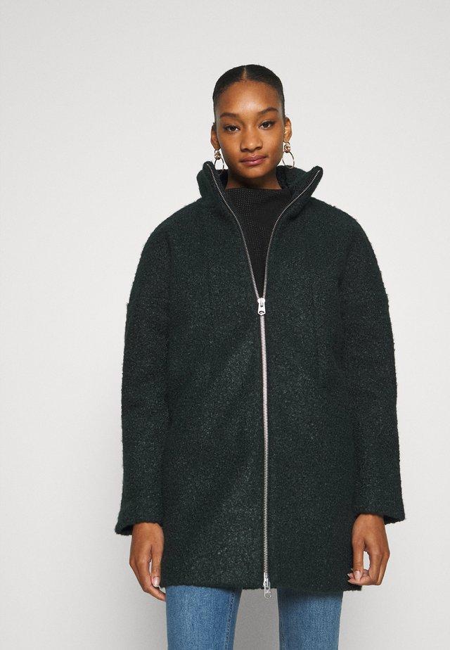 Manteau classique - dark green
