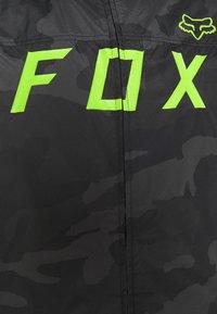 Fox Racing - MOTH CAMO WINDBREAKER - Windbreaker - black - 2
