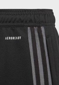adidas Performance - Verryttelyhousut - black - 8
