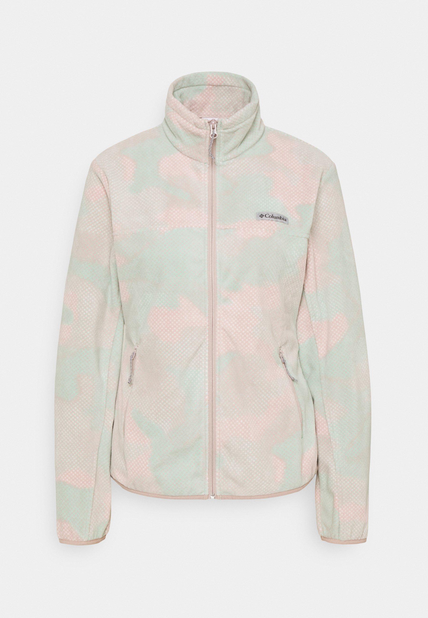 Women ALI PEAK™ - Fleece jacket - aqua tone