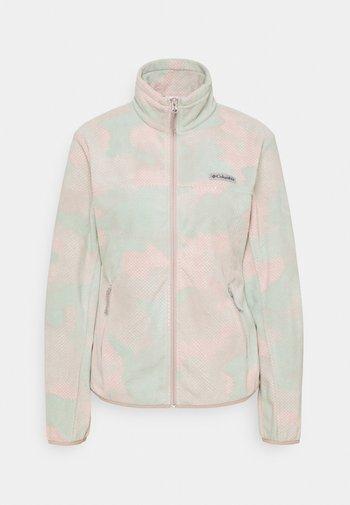 ALI PEAK™ - Fleece jacket - aqua tone