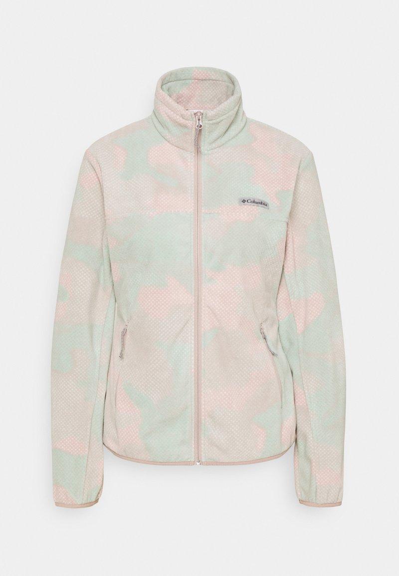 Columbia - ALI PEAK™ - Fleecová bunda - aqua tone
