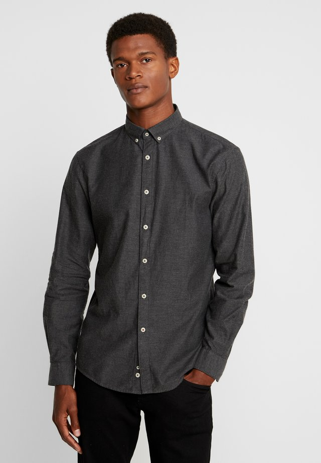 NAPINPOINT - Camicia - anthracite