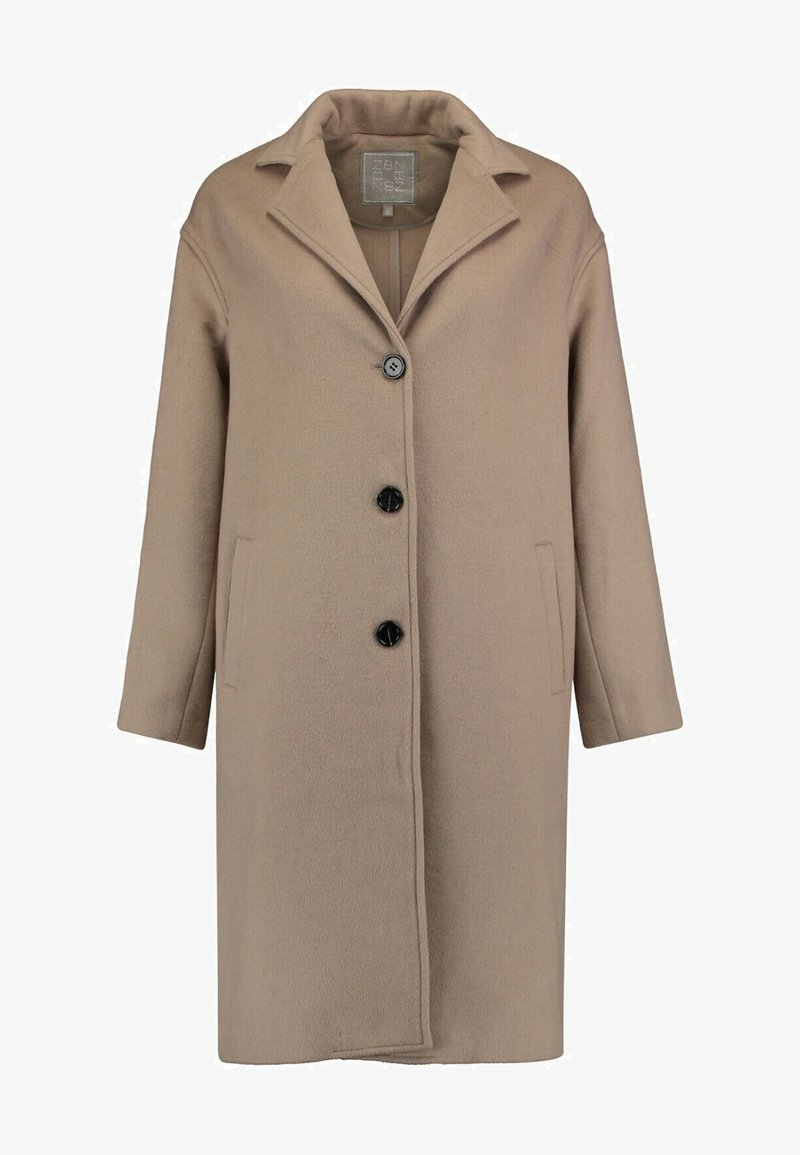 Zabaione - Classic coat - beige