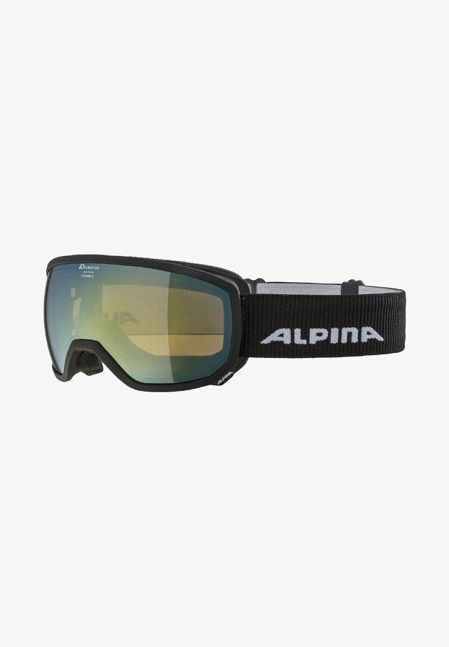 SCARABEO  - Ski goggles - black matt (a7259.x.31)