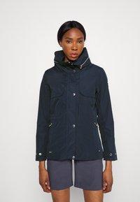 Regatta - NARELLE - Waterproof jacket - navy - 0