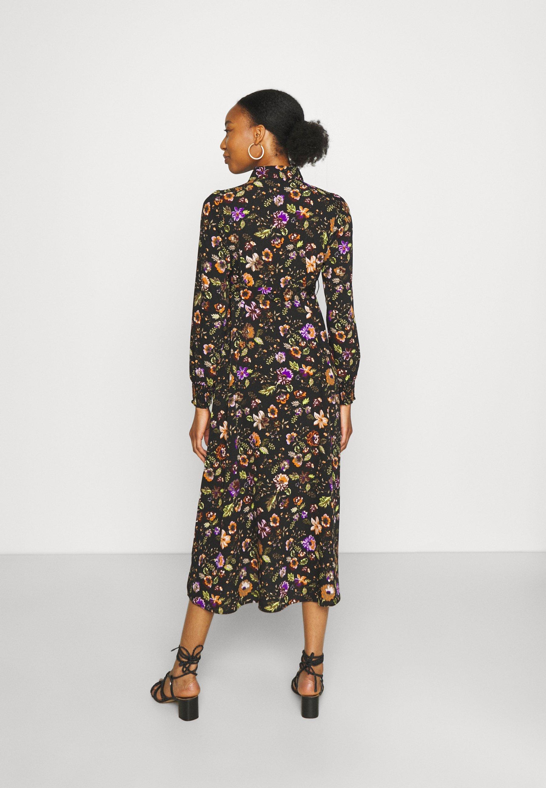 Mujer PCMFALISHI SHIRT DRESS - Vestido camisero