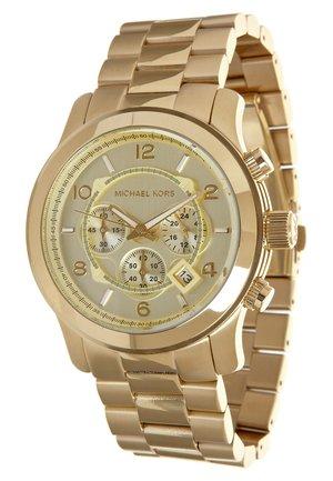MK 8077 - Zegarek chronograficzny - gold