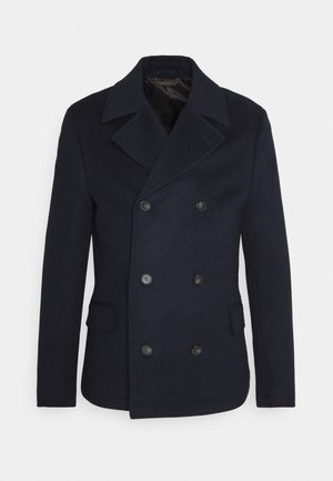PEA COAT - Wollmantel/klassischer Mantel - dark blue