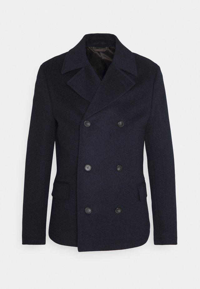 PEA COAT - Classic coat - dark blue
