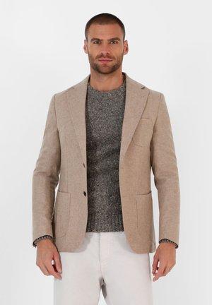 DUOMO SOFT - Blazer jacket - beige
