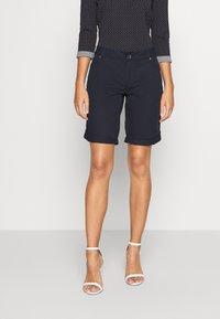 s.Oliver - Shorts - navy - 0