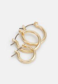 Fire & Glory - GITLINA EARRINGS 8 PACK - Earrings - gold-coloured - 2