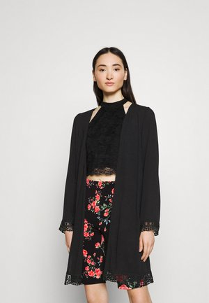 VIWINNER FESTIVAL KIMONO - Summer jacket - black