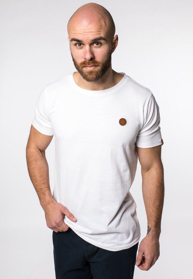 MADDOXAK  - T-shirt basic - white