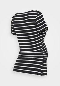 Anna Field MAMA - 3 PACK - T-shirts print - black /white/multi-coloured - 2