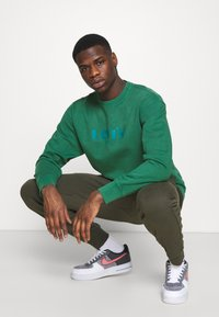 Levi's® - RELAXED GRAPHIC CREW - Sweatshirt - greens - 3