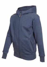Elkline - Zip-up sweatshirt - bluemelange - 1