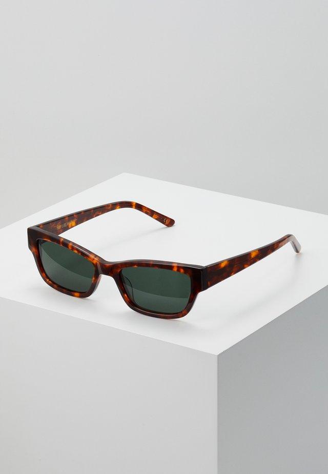 MOON - Okulary przeciwsłoneczne - amber