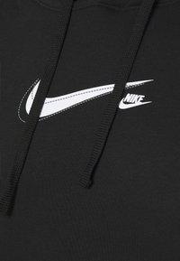 Nike Sportswear - COURT HOODIE - Mikina - black - 6