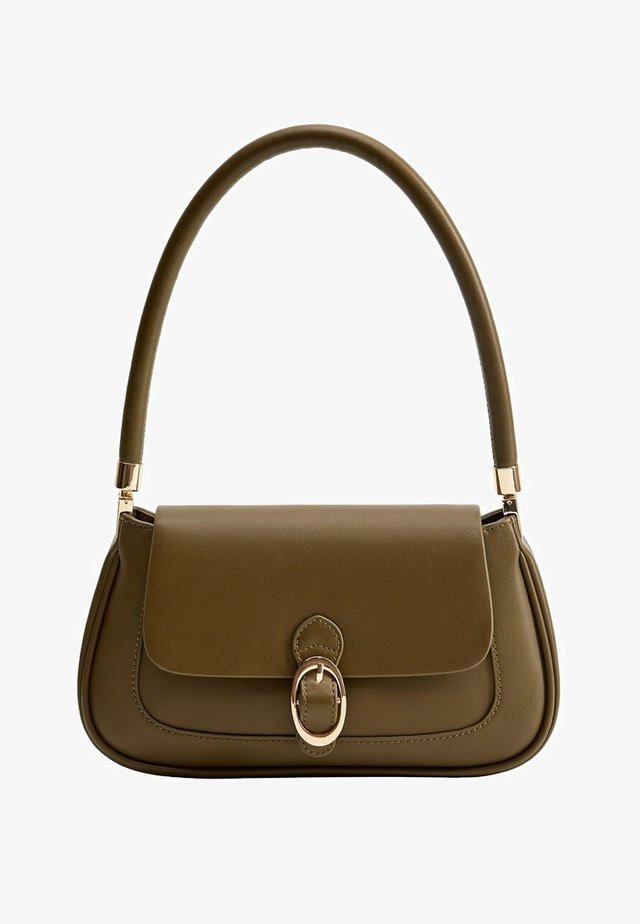 MERLOA-I - Handbag - olivengrün