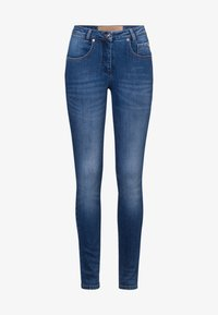 Marc Aurel - Jeans Skinny Fit - blue denim varied - 4
