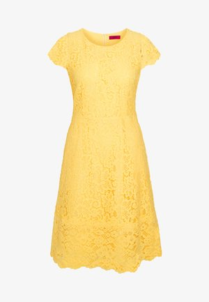 KIRALIS - Cocktail dress / Party dress - light pastel yellow