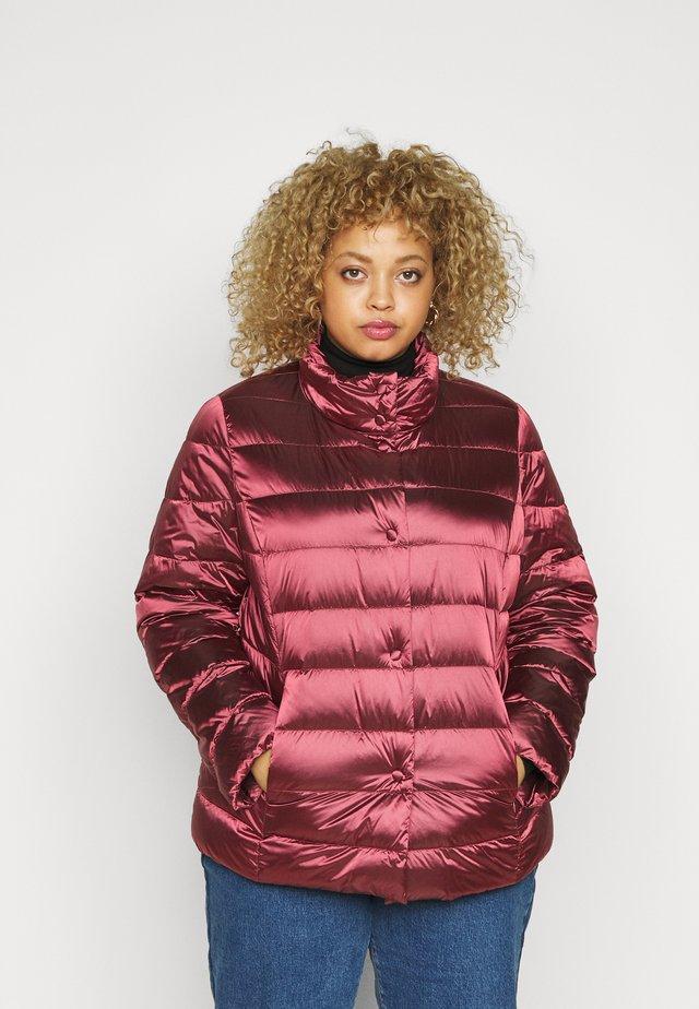 PAMIR - Gewatteerde jas - lilac