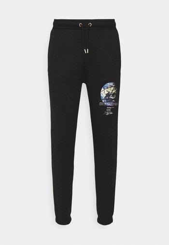 GLOBE UNISEX - Pantaloni sportivi - black