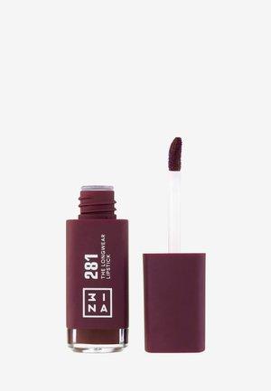 THE LONGWEAR LIPSTICK - Liquid lipstick - 281
