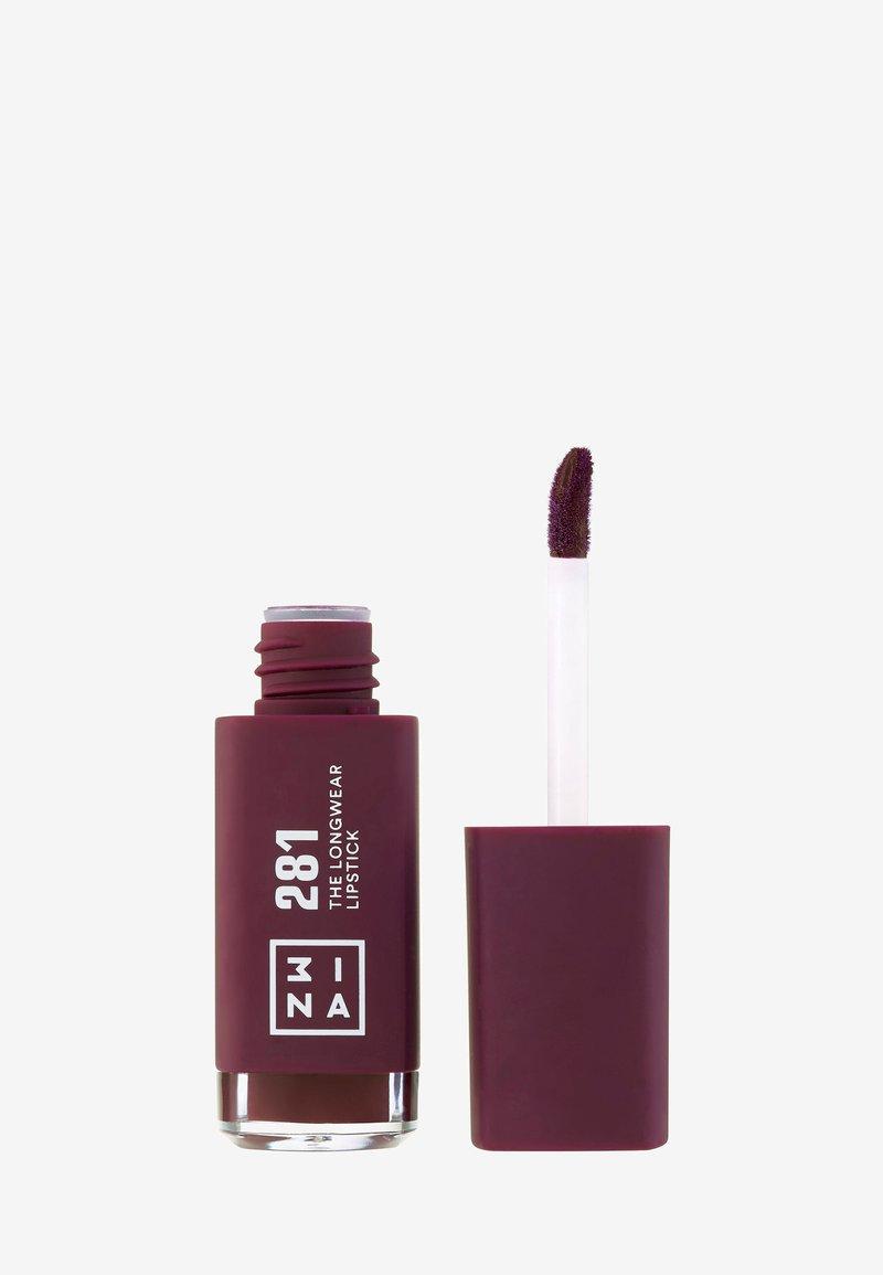 3ina - THE LONGWEAR LIPSTICK - Vloeibare lippenstift - 281