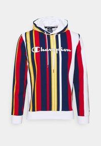 Champion - HOODED  - Sweatshirt - white/allover - 3