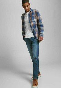 Jack & Jones - Jeans straight leg - blue denim - 3