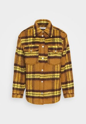 OVERSHIRT ARYA - Lett jakke - brown