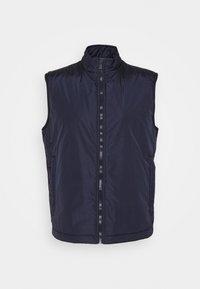 Bally - Waistcoat - dark blue - 4