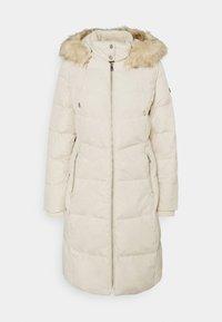 Lauren Ralph Lauren - HAND COAT HOOD - Down coat - moda cream - 7
