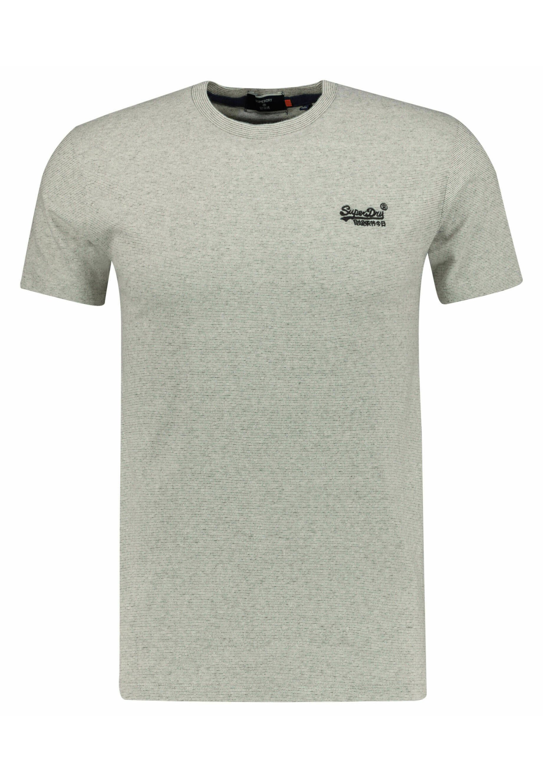 Homme T-shirt basique - silber